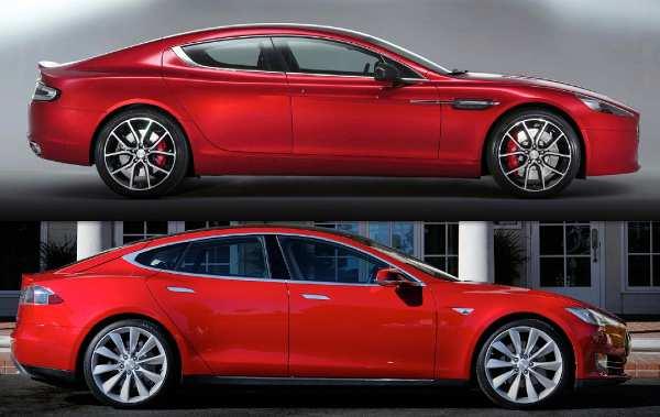 Tesla_Aston Martin