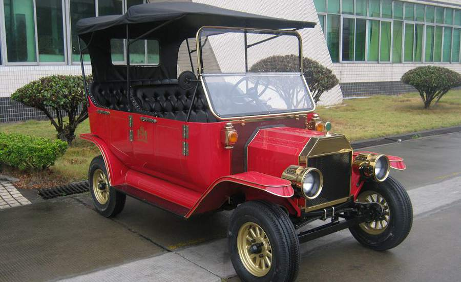 vintage-4-seats-mini-electric-model-T