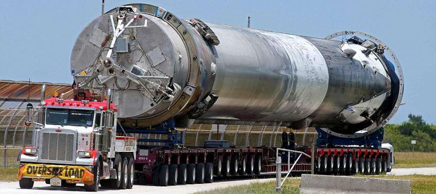 Falcon9transport