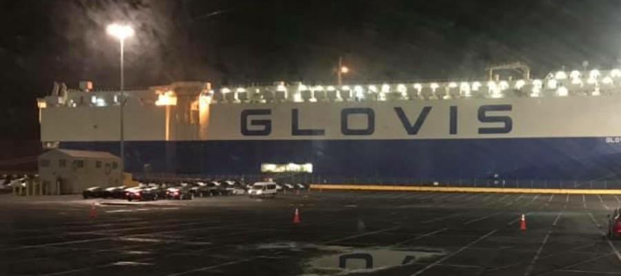 Ett skepp kommer lastat… - Tesla Club Sweden