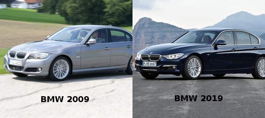 BMW2009-2019