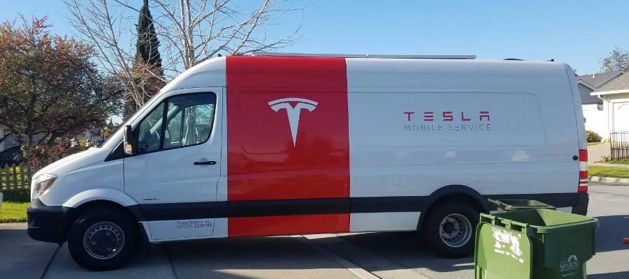 TeslaMobileService