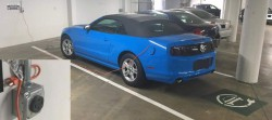 e-Mustang