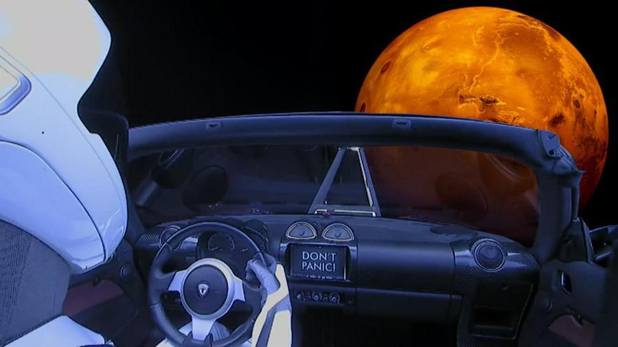 StarmanMars