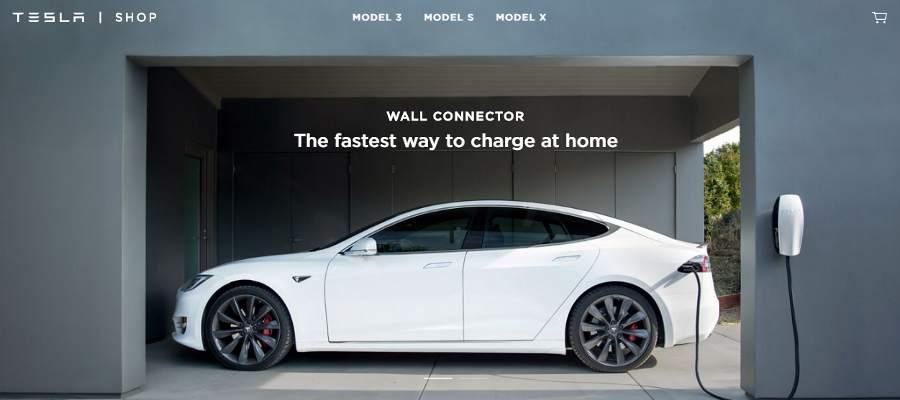 Teslashop