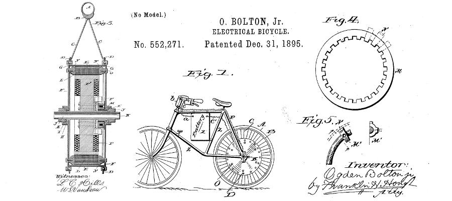 Elcykel_patent