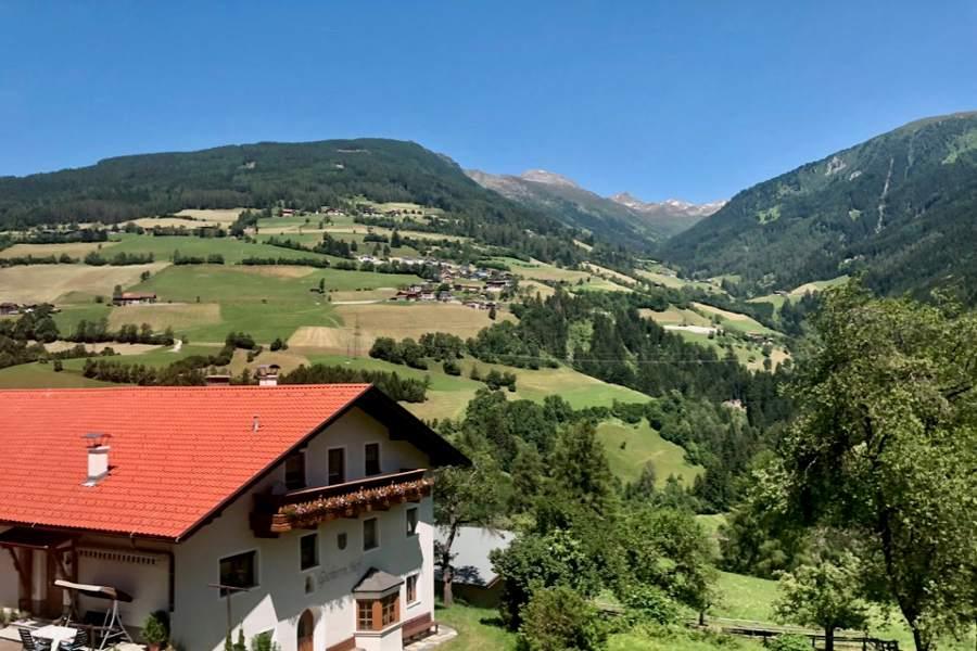 Österrike är verkligen vackert