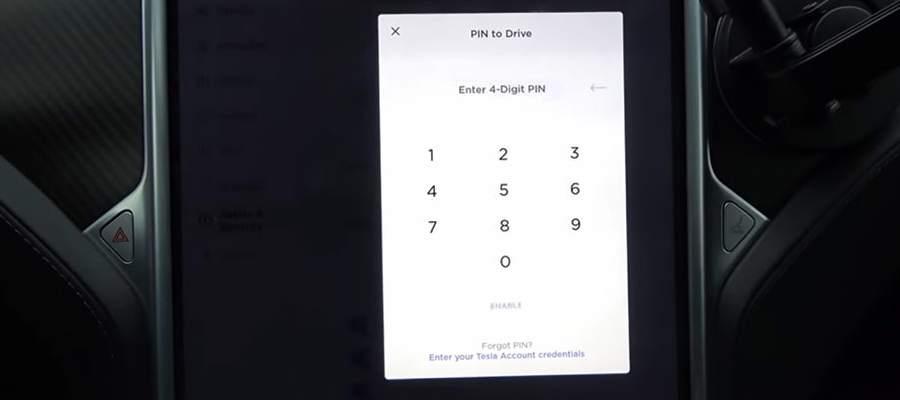 Pin2drive