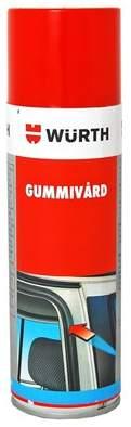 Gummivard