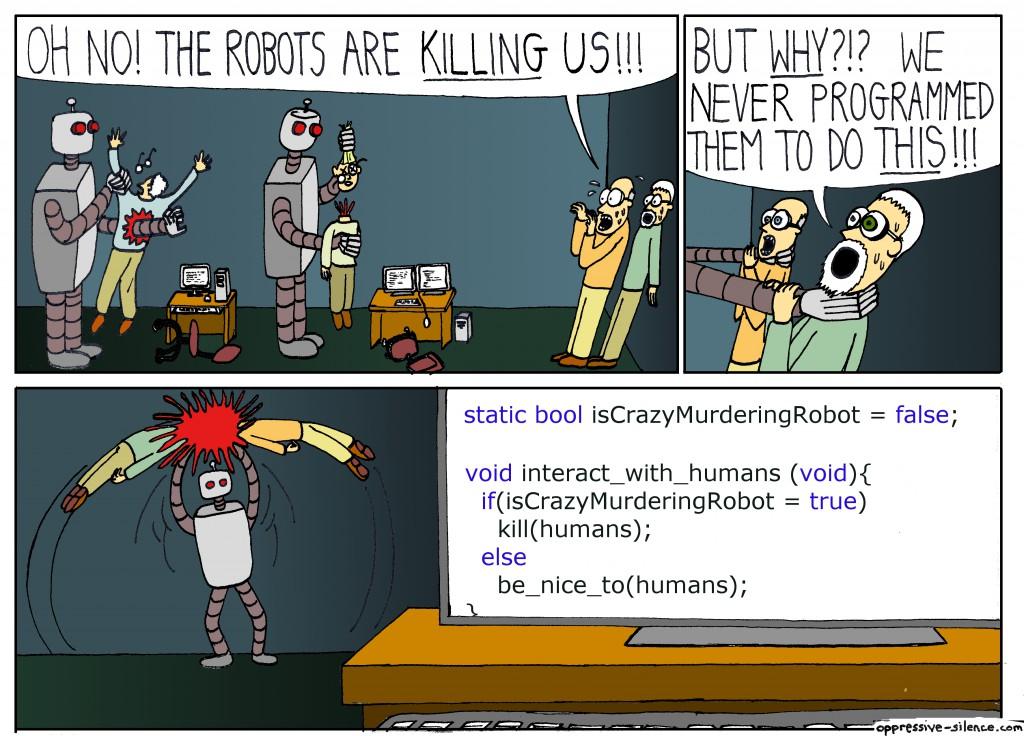 robotskilling