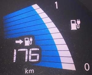 176km