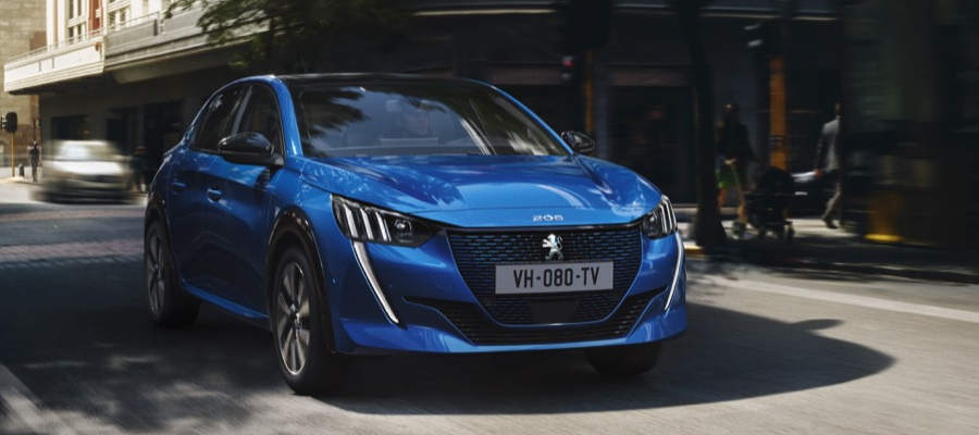 Peugeot208ev